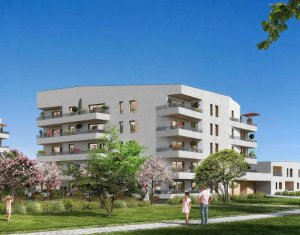 Achat / Vente programme immobilier neuf Nantes Sud proche Sèvre (44000) - Réf. 2247