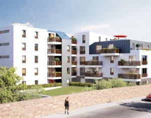 Achat / Vente programme immobilier neuf NANTES VALLEE DU CENS (44000) - Réf. 2108