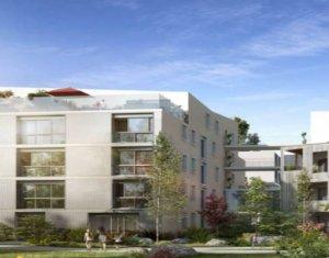Achat / Vente programme immobilier neuf Orvault Parc de la Cholière (44700) - Réf. 5286