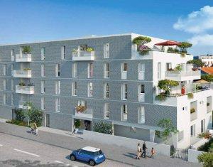 Achat / Vente programme immobilier neuf Orvault proche pôle commercial du Cardo (44700) - Réf. 5842