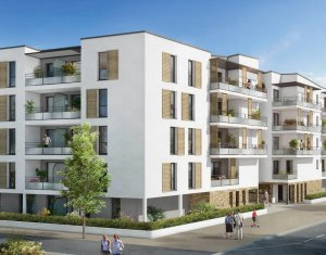 Achat / Vente programme immobilier neuf Orvault proches commerces et transports (44700) - Réf. 3050