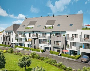 Achat / Vente programme immobilier neuf Pornic centre-ville (44210) - Réf. 916