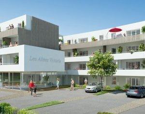 Achat / Vente programme immobilier neuf Pornichet centre-ville Océan (44380) - Réf. 1095