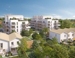 Achat / Vente programme immobilier neuf Rezé à 15 min du centre de Nantes (44400) - Réf. 4971
