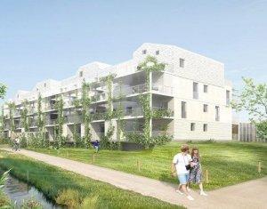 Achat / Vente programme immobilier neuf Rezé écoquartier proche centre-ville (44400) - Réf. 1709