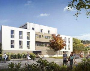 Achat / Vente programme immobilier neuf Rezé porte de Nantes (44400) - Réf. 1198