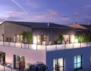 Achat / Vente programme immobilier neuf Rezé quartier 8 mai (44400) - Réf. 3809
