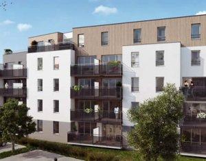 Achat / Vente programme immobilier neuf Saint Herblain centre (44800) - Réf. 1167