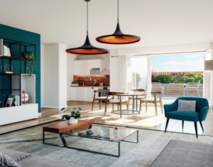 Achat / Vente programme immobilier neuf Saint-Herblain proche atlantis (44800) - Réf. 5822
