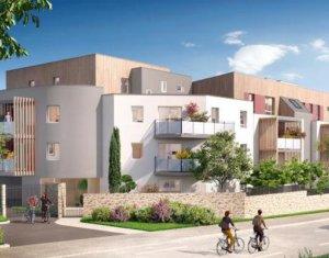 Achat / Vente programme immobilier neuf Saint Herblain proche parc de la Bégraisière (44800) - Réf. 3486