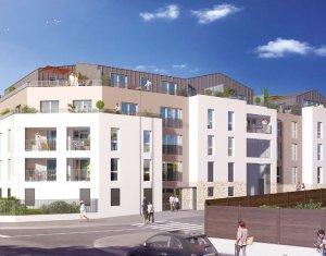 Achat / Vente programme immobilier neuf Saint-Herblain quartier Bourg (44800) - Réf. 2889