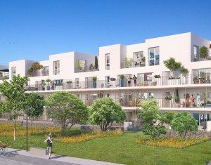 Achat / Vente programme immobilier neuf Saint-Nazaire à 1 minute du bus (44600) - Réf. 3931