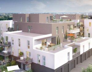 Achat / Vente programme immobilier neuf Saint-Nazaire environnement calme et boisé (44600) - Réf. 2819