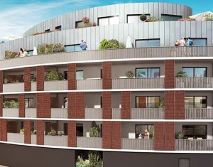 Achat / Vente programme immobilier neuf Saint-Nazaire proche gare et centre-ville (44600) - Réf. 5655