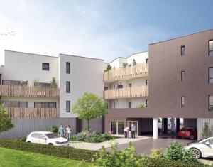 Achat / Vente programme immobilier neuf Saint-Nazaire quartier Penhoët (44600) - Réf. 5515