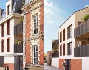 Achat / Vente programme immobilier neuf Saint-Philbert-de-Grand-Lieu centre-ville (44310) - Réf. 5825
