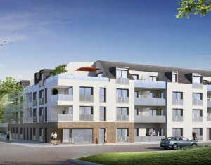 Achat / Vente programme immobilier neuf Saint Sébastien sur Loire au cœur de la ville (44230) - Réf. 2097
