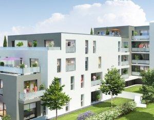 Achat / Vente programme immobilier neuf Saint-Sébastien-sur-Loire emplacement d'exception (44230) - Réf. 1165