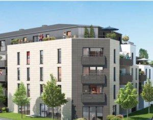 Achat / Vente programme immobilier neuf Saint-Sébastien-sur-Loire proche TER et commodités (44230) - Réf. 4161