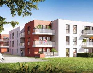 Achat / Vente programme immobilier neuf Sainte-Luce-sur-Loire à deux pas de l'école primaire (44980) - Réf. 4009