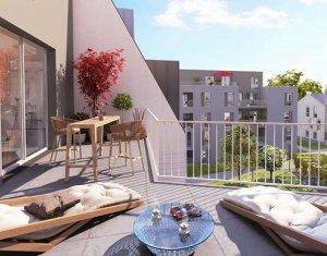 Achat / Vente programme immobilier neuf Sainte-Luce-sur-Loire en cœur de ville (44980) - Réf. 3485