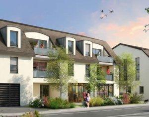 Achat / Vente programme immobilier neuf SAUTRON CENTRE-VILLE (44880) - Réf. 846