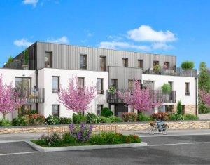 Achat / Vente programme immobilier neuf Sautron proche commodités et transports (44880) - Réf. 5748