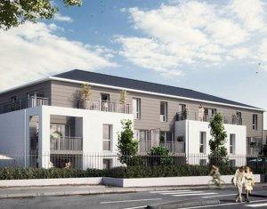 Achat / Vente programme immobilier neuf Thouaré-sur-Loire proche centre de village (44470) - Réf. 1676