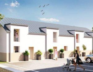 Achat / Vente programme immobilier neuf Treillières centre ville proche toutes commodités (44119) - Réf. 3923