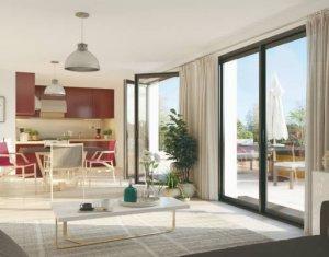 Achat / Vente programme immobilier neuf Vertou quartier Beautour proche Busway (44120) - Réf. 4017