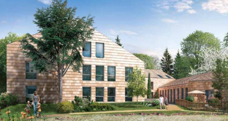 Achat / Vente programme immobilier neuf Bouguenais dans un quartier résidentiel (44340) - Réf. 937