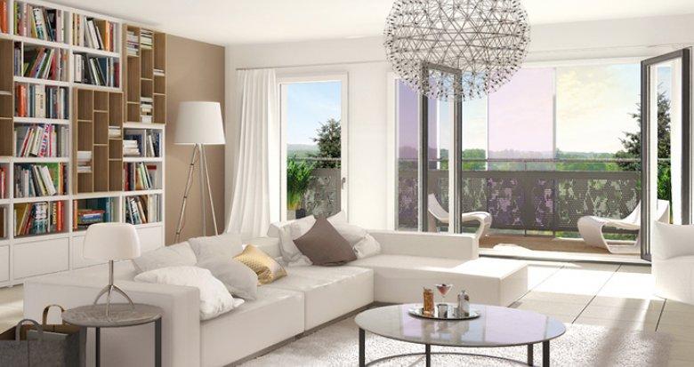 Achat / Vente programme immobilier neuf Carquefou cœur de ville (44470) - Réf. 144