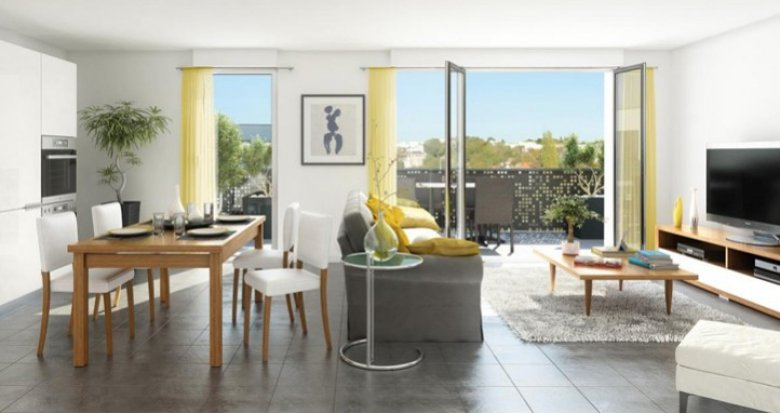 Achat / Vente programme immobilier neuf Carquefou proche mairie (44470) - Réf. 421