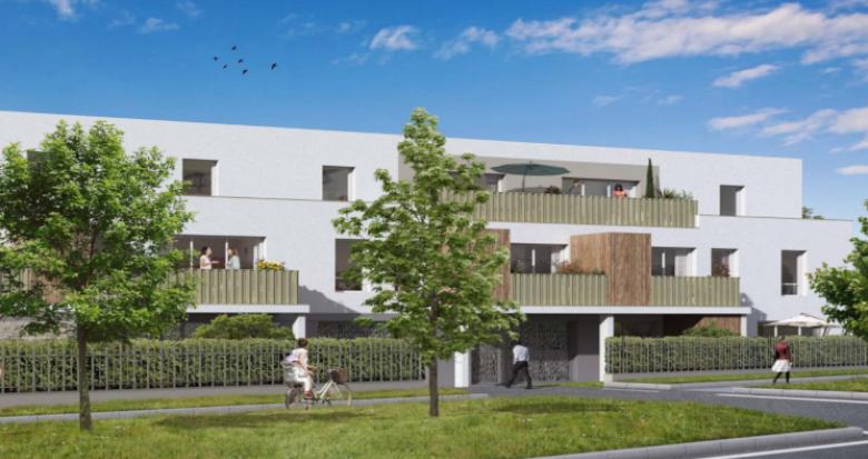 Achat / Vente programme immobilier neuf Carquefou proche Nantes (44470) - Réf. 5745