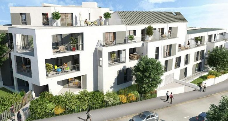Achat / Vente programme immobilier neuf Couëron (44220) - Réf. 998