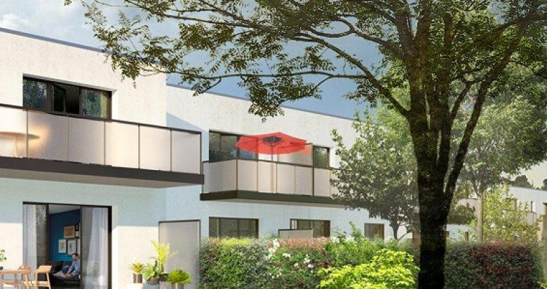 Achat / Vente programme immobilier neuf Couëron plein centre situation idéale (44220) - Réf. 2499