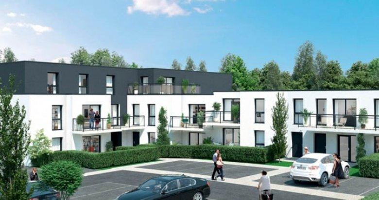 Achat / Vente programme immobilier neuf Couëron proche bords de Loire (44220) - Réf. 1052