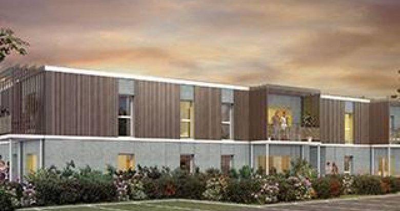 Achat / Vente programme immobilier neuf Couëron quartier résidentiel proche centre (44220) - Réf. 3649