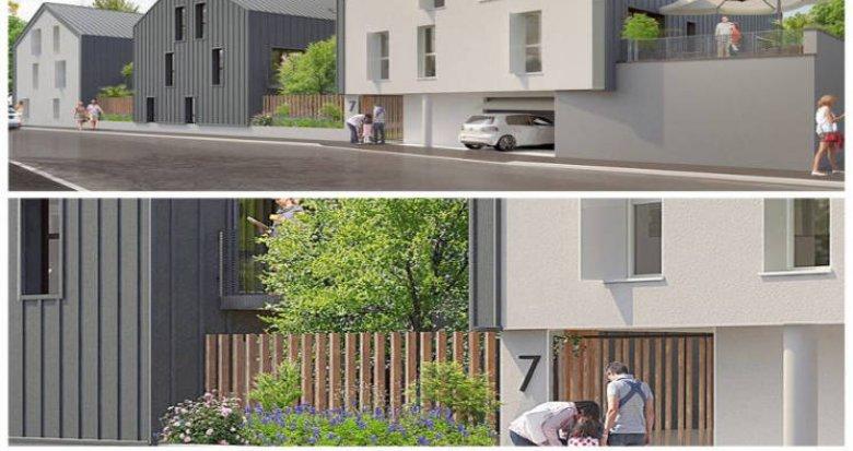 Achat / Vente programme immobilier neuf Haute-Goulaine proche centre et commodités (44115) - Réf. 4635