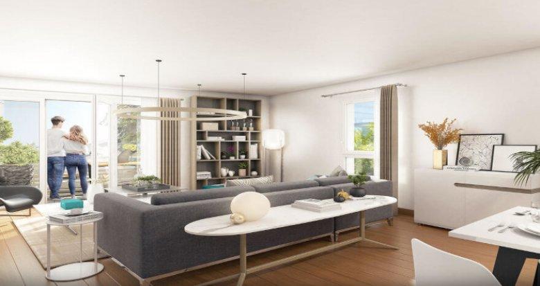 Achat / Vente programme immobilier neuf La Baule-Escoublac à 5 min front de mer (44500) - Réf. 5621