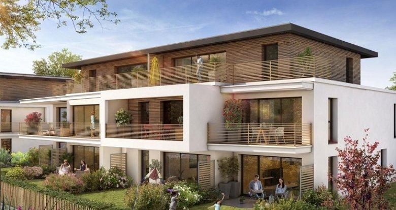 Achat / Vente programme immobilier neuf La Baule-Escoublac proche centre-bourg (44500) - Réf. 3447