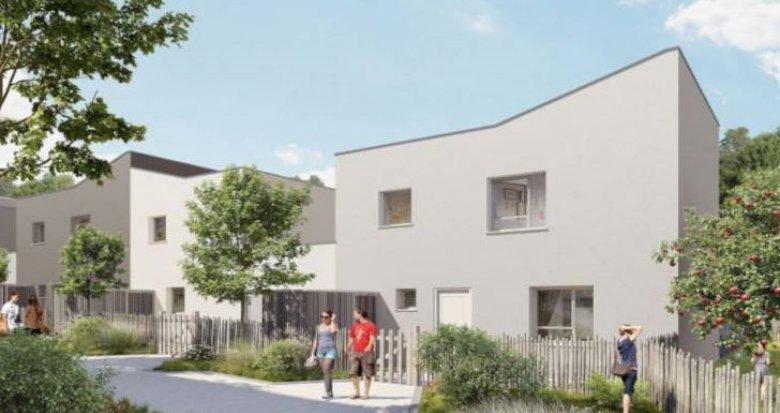 Achat / Vente programme immobilier neuf La Chapelle-sur-Erdre proche tram-train (44240) - Réf. 3259