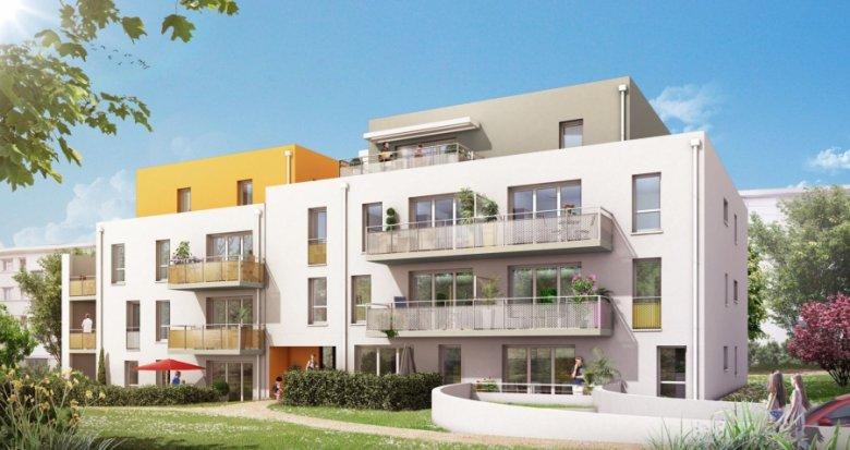 Achat / Vente programme immobilier neuf La Montagne à 400 mètres du centre (44620) - Réf. 1361