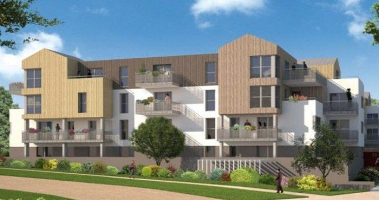 Achat / Vente programme immobilier neuf LaChapelle-sur-Erdre proche du centre (44240) - Réf. 5