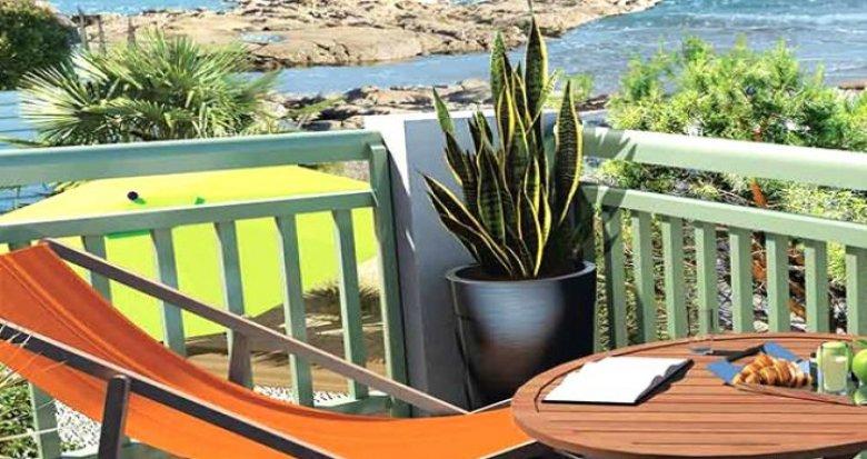 Achat / Vente programme immobilier neuf Le Croisic face à la mer (44490) - Réf. 118