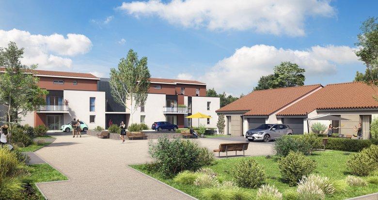 Achat / Vente programme immobilier neuf Le Pellerin à deux pas de la Loire (44640) - Réf. 2575