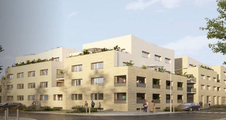 Achat / Vente programme immobilier neuf Les Sorinières au cœur du centre-ville (44840) - Réf. 5631