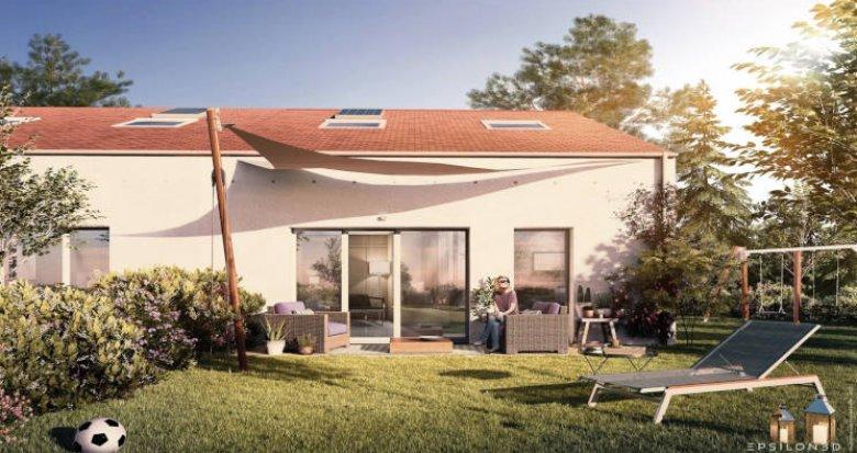 Achat / Vente programme immobilier neuf Les Sorinières aux portes de Nantes (44840) - Réf. 5574