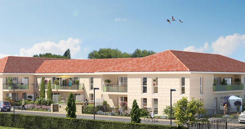 Achat / Vente programme immobilier neuf les Sorinières centre (44840) - Réf. 2698