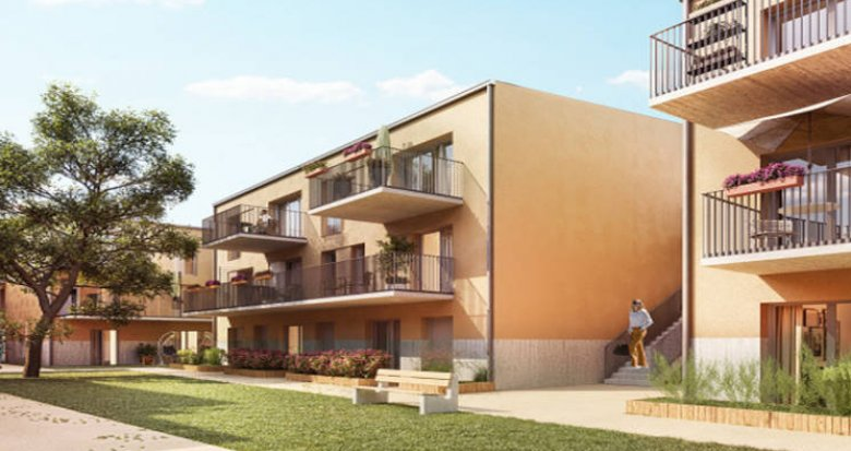 Achat / Vente programme immobilier neuf Les Sorinières, proche bourg environnement boisé (44840) - Réf. 6005